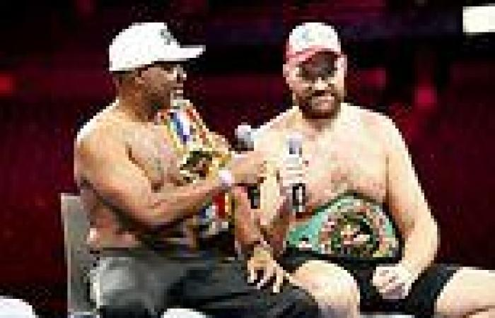 sport news Tyson Fury next fight: Gypsy King says Wilder rivalry is 'done for good' and ...