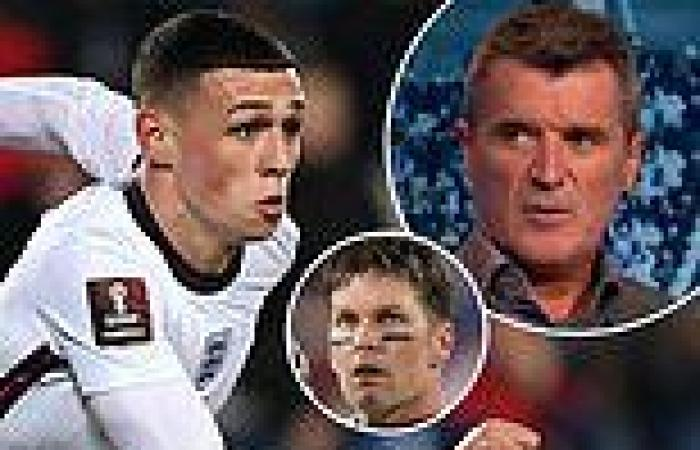 sport news Roy Keane heaps praise on England star Phil Foden after his passing masterclass ...