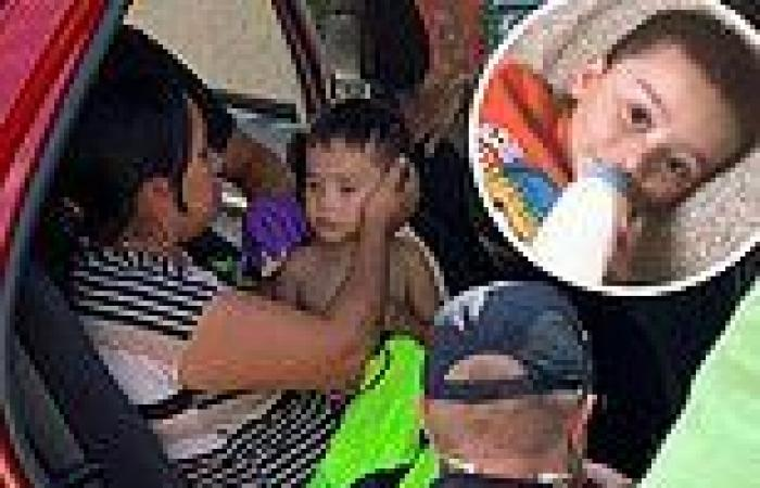 Texas Good Samaritan shares how he found toddler who'd been missing for three ...