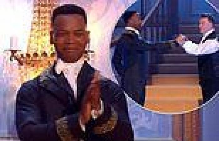 Strictly Come Dancing fans are left in tears over Johannes Radebe's waltz with ...