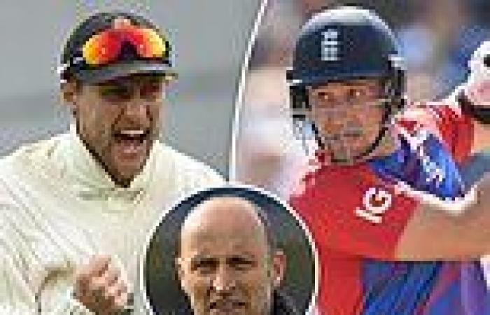sport news NASSER HUSSAIN: England's squad for the Ashes is VERY predictable