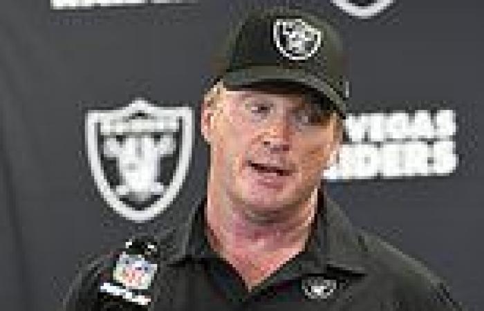 sport news NFL WEEK FIVE: Gruden's gone, Jackson, Allen and Herbert go wild and it's ...