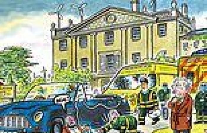 PAUL THOMAS on... Prince Charles' eco-drive