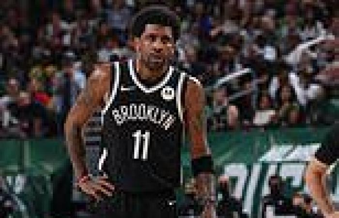 Nets SHUT DOWN Kyrie Irving: Unvaccinated All-Star will now miss road games and ...
