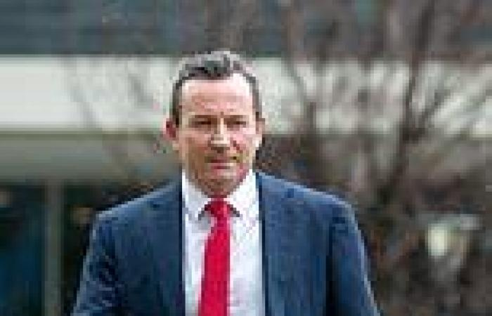 Western Australia's Premier Mark McGowan could introduce a Covid-19 vaccine ...