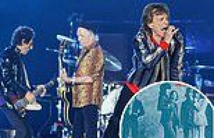 Rolling Stones drop hit song Brown Sugar from tour set list 'for now'