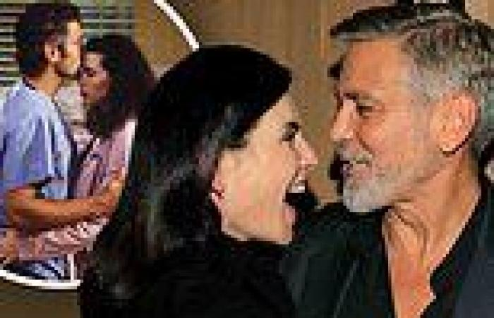 ER stars George Clooney Julianna Margulies   reunite at special screening of ...