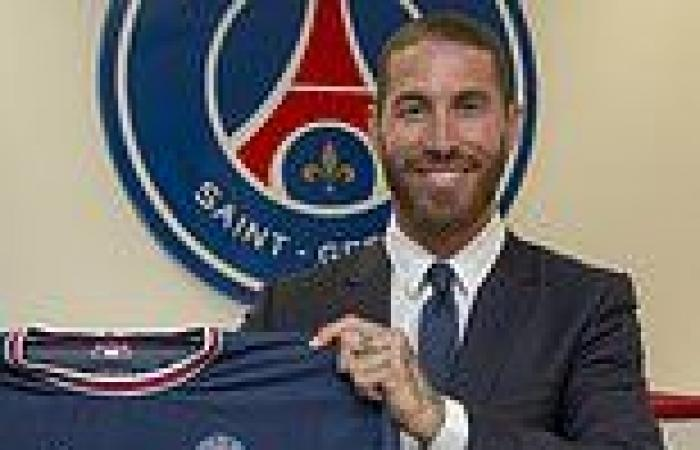 sport news Sergio Ramos's PSG debut is pushed back AGAIN as he is yet to return to full ...