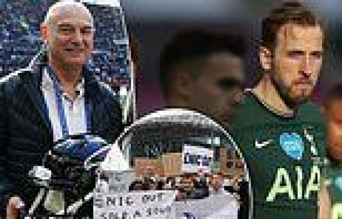 sport news Tottenham Supporters' Trust say THIRTEEN questions need urgent answers... ...