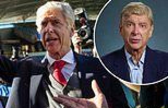 sport news Arsene Wenger says end of his Arsenal career was 'like a funeral' in new ...