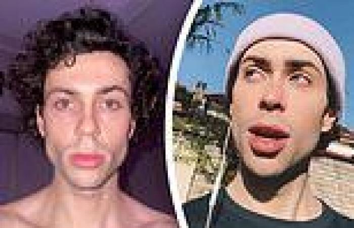 Instagram star Kurt Coleman blasts Victoria's lockdown and vaccine mandate