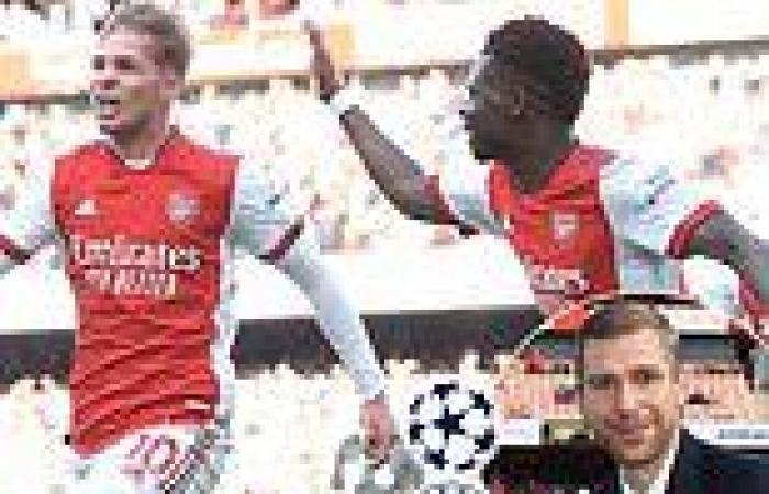 sport news Arsenal: Per Mertesacker says Bukayo Saka and Emile Smith Rowe can pull off ...