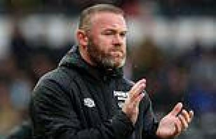 sport news Wayne Rooney pleads for Derby's administrators to 'get the right person to take ...
