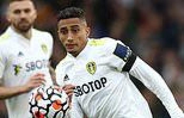 sport news Marcelo Bielsa refuses to rule Raphinha out of Leeds' trip to Southampton