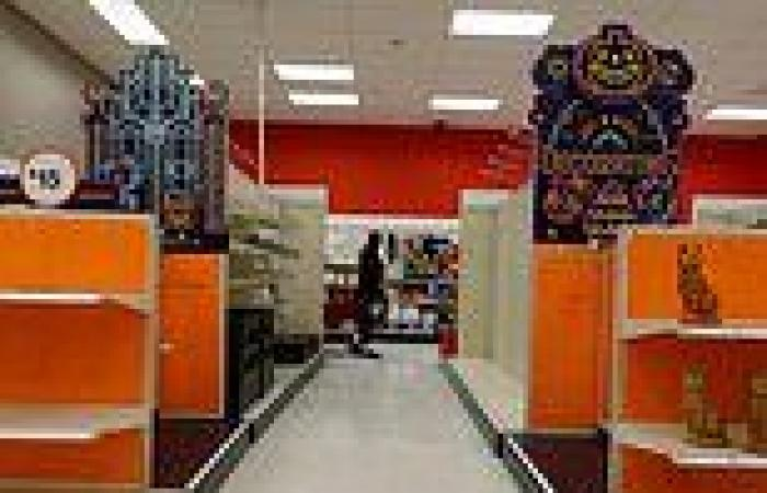 Supply chain crisis hits Halloween in US as shelves are stripped bare leaving ...