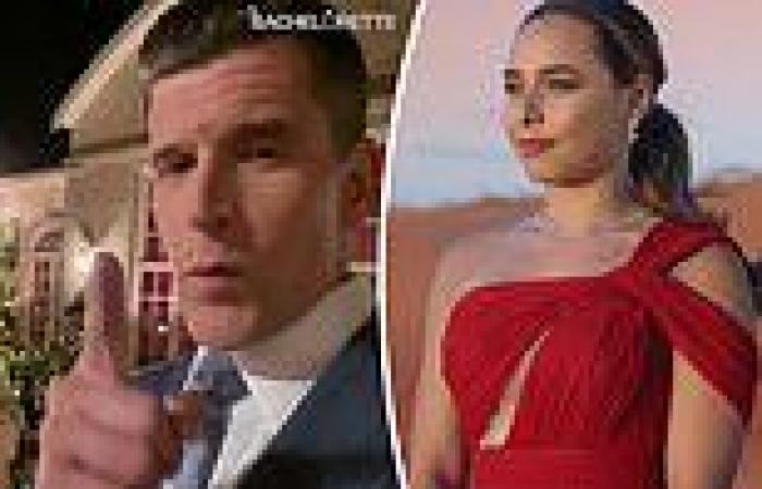 The Bachelorette: Osher Günsberg gives fans a sneak peek of the mansion