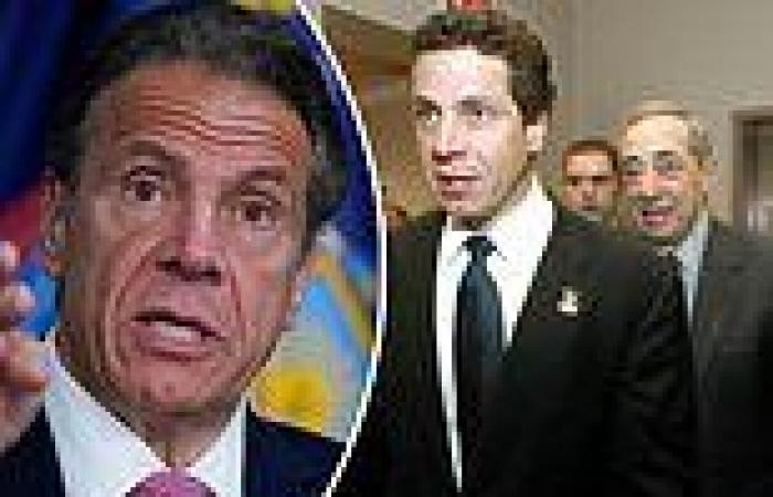 New book claims college-aged Andrew Cuomo rebuked by father for comparing ...