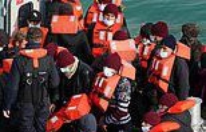 Priti Patel plans to grant officers immunity if Channel migrants drown during ...