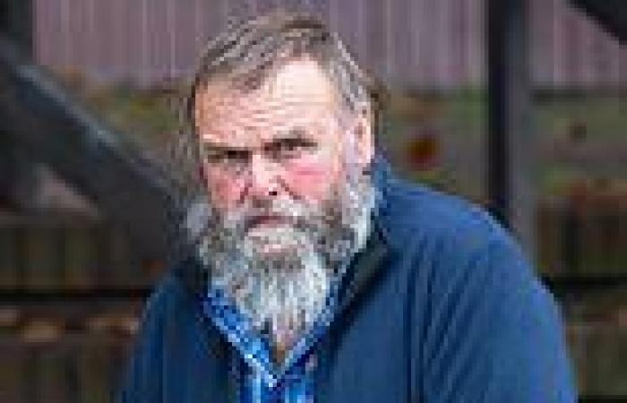 Cheshire farmer hurled billhook at cyclist who followed him home after row for ...
