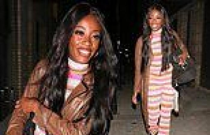 Strictly's AJ Odudu and Kai Widdrington leave It Take Two separately