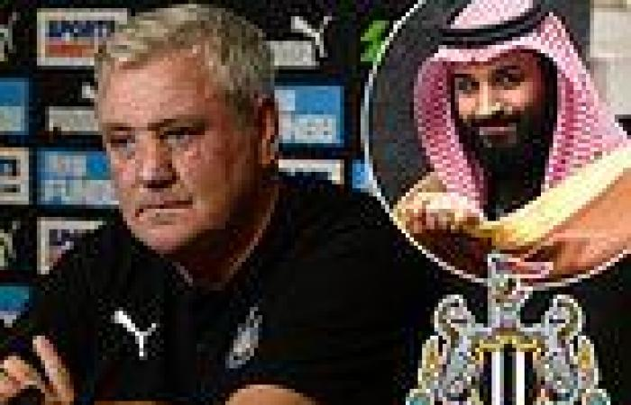sport news Newcastle: Steve Bruce will face the media despite job as Magpies boss hanging ...