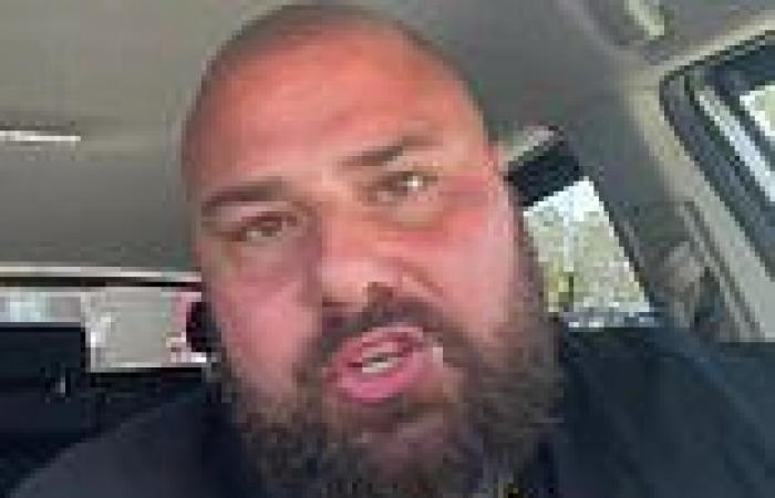 Popular social media food reviewer slams new Five Guys burger chain as a ...