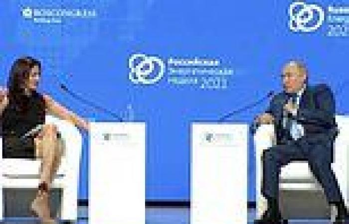 Putin slams 'beautiful, pretty' US TV interviewer for not listening to his ...