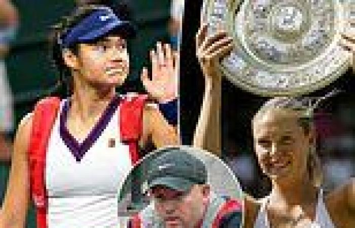 sport news Coaching Emma Raducanu will be one of the toughest jobs in tennis, says Maria ...