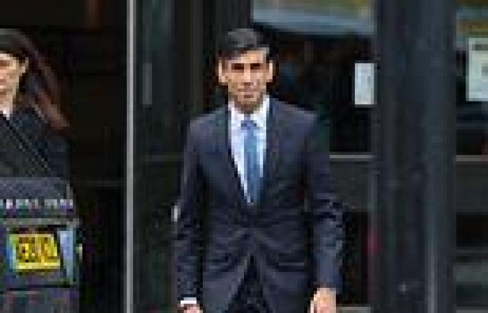 Rishi Sunak says he is 'confident' there will be gifts under the tree this ...