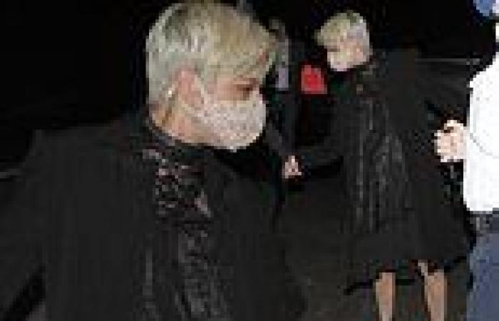 Selma Blair steps out for the the premiere of her documentary Introducing, ...