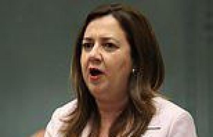 Annastacia Palaszczuk drops ANOTHER hint that Queensland could open  border ...