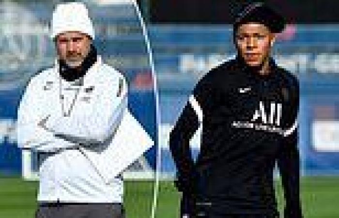 sport news Mauricio Pochettino insists PSG will do 'everything they can' to keep Kylian ...
