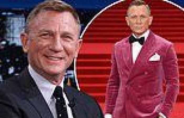 Daniel Craig reveals he prefers gay bars as he is 'sick of' the 'd*** swinging ...
