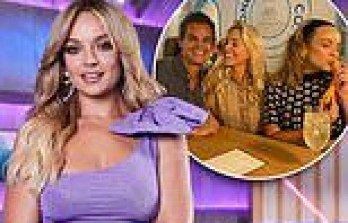 Abbie Chatfield's 'taking a break from alcohol' after her wild night out with ...