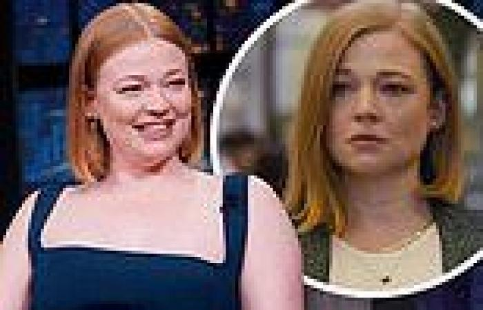 Sarah Snook talks discovering Shiv Halloween costumes and Season 3 of ...