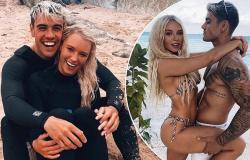 Love Island's Lucie Donlan hopes boyfriend Luke Mabbott will PROPOSE this year