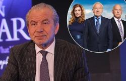 The Apprentice's Lord Alan Sugar says bosses are 'fighting' to get the show ...