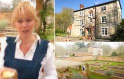 Clodagh McKenna shows off inside her stunning 300-year-old cottage on the ...