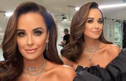 Kyle Richards wows while shooting confessionals after Real Housewives Mash-up  ...