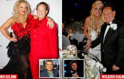 Disgraced businessman Geoff Edelsten paid guests tens of thousands of dollars ...