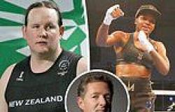 PIERS MORGAN: Allowing a transgender weightlifter to compete in the Tokyo ...