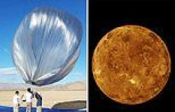 NASA balloon used to detect 2019 California Ridgecrest earthquakes could spot ...