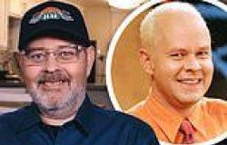Friends starJames Michael Tyler preferred to attend reunion virtually due to ...