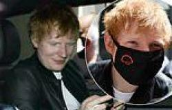 Ed Sheeran cuts a laid-back figure in London amid council probe at his £3.7m ...