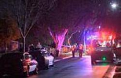 Dandenong house fire kills child as neighbour suffers burns in rescue attempt ...