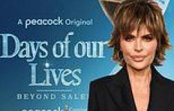Lisa Rinna is returning to star in a Days Of Our Lives limited series: 'Billie ...