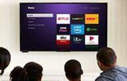 The Roku Express HD Streaming Media Player is on sale for £20 on Amazon