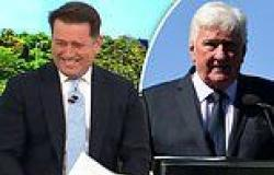 Karl Stefanovic 'saw everything' when Ray Warren answered a FaceTime call while ...