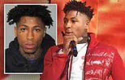 NBA YoungBoy released from jail on $500K bond after seven months in custody ...
