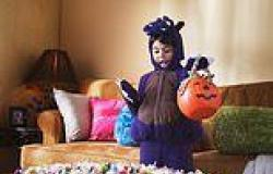 The scary truth about Halloween candy: Harvest ingredients requires ...